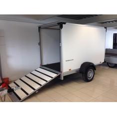 Remorque HUMBAUR PTAC 1300kg Perez-remorque Béziers