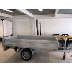 Remorque HUMBAUR HU132314 PTAC 1300 Perez-remorque Béziers