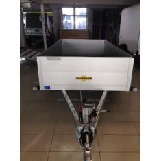 Remorque HUMBAUR PTAC 1300 kg Perez-remorque Béziers