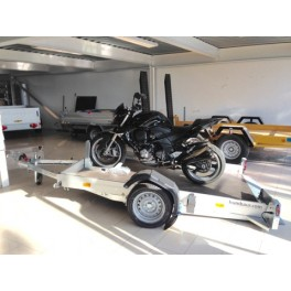 Remorque porte moto PTAC 750kg Perez-remorque Béziers