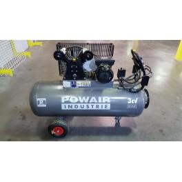 Compresseur 200 litres 3 CV TRE2220030MG  Perez-remorque Béziers