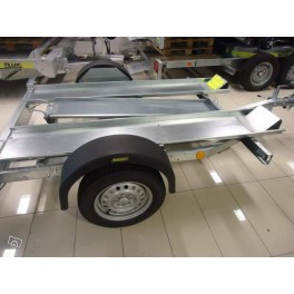 Remorque Porte quad 210x135 cm