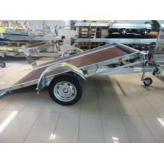 Remorque REV 600 250x155 cm Perez-remorque Béziers
