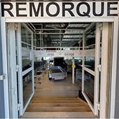 Visite virtuelle de notre magasin Perez Remorque